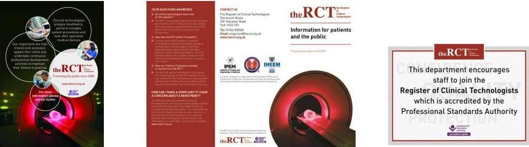 Poster Cert leaflet